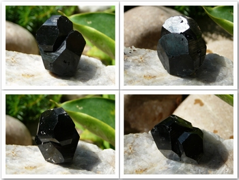 Black tourmaline (schorl) - floater