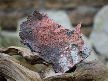 Natural  untreated copper