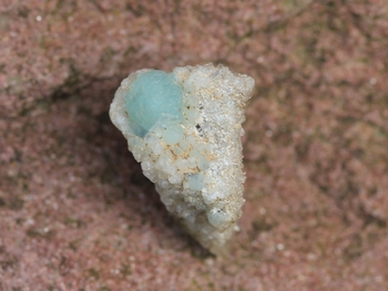 Fluorite greenish – blue