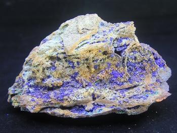 Azurite, malachite, and others