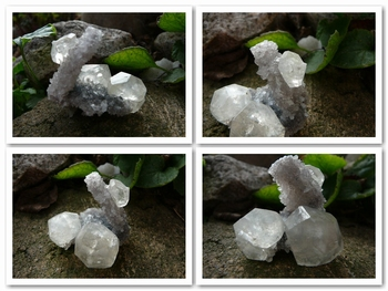 Calcite (with Quartz)