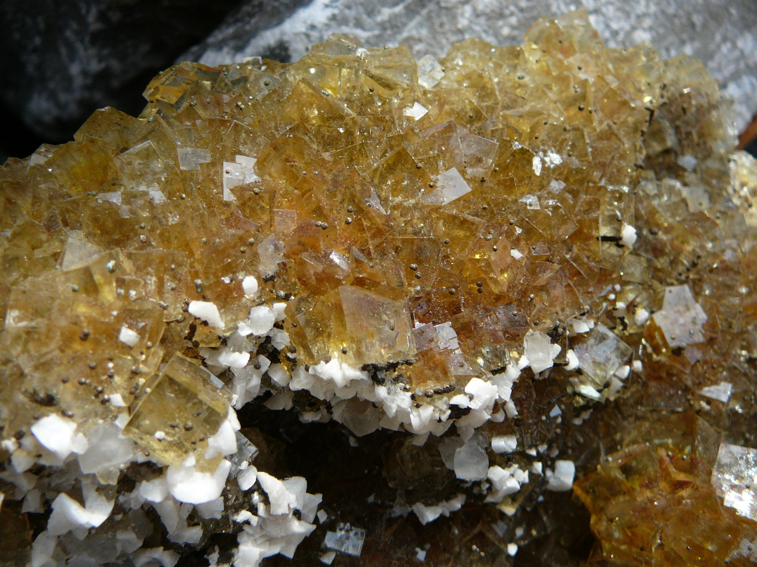 Fluorite (yellow) - Villabona
