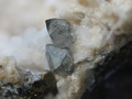 Thumbnail with a pair small but perfect Scheelite crystals
