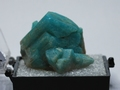 Feldspar (var. Amazonite) from Lake George, Colorado, USA