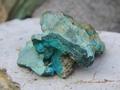 Malachite, pseudomalachite and azurite