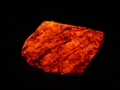 Fluorescent (mangano) calcite