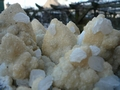 Quartz, dolomite and calcite