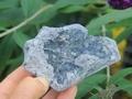 Light grey to blue fluorite