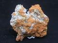 Hemimorphite on limonite