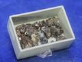 Pyrochlore crystals (fluorcalciopyrochlore)